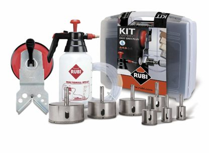 Rubi EasyGres Diamond Drill Kit